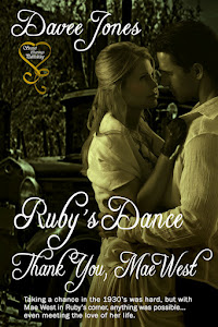 Ruby&#39;s Dance-Thank You Mae West