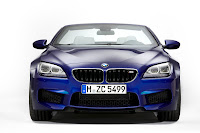 2012 New BMW M6 Convertible F13 official press picture