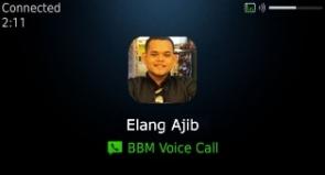 BBM Voice Telepon Gratis Untuk Pengguna Blackberry OS 6