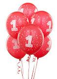 9 candy urodzinowe