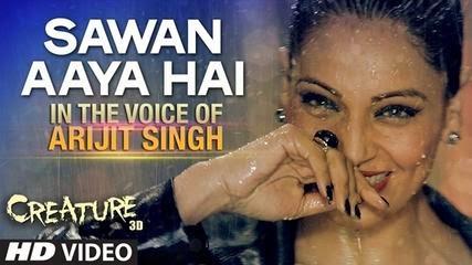 Sawan Aaya Hai HD Video Arijit Singh - Creature 3D Bipasha Basu
