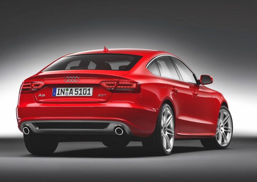 Audi a5 Design