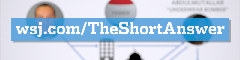#TheShortAnswer