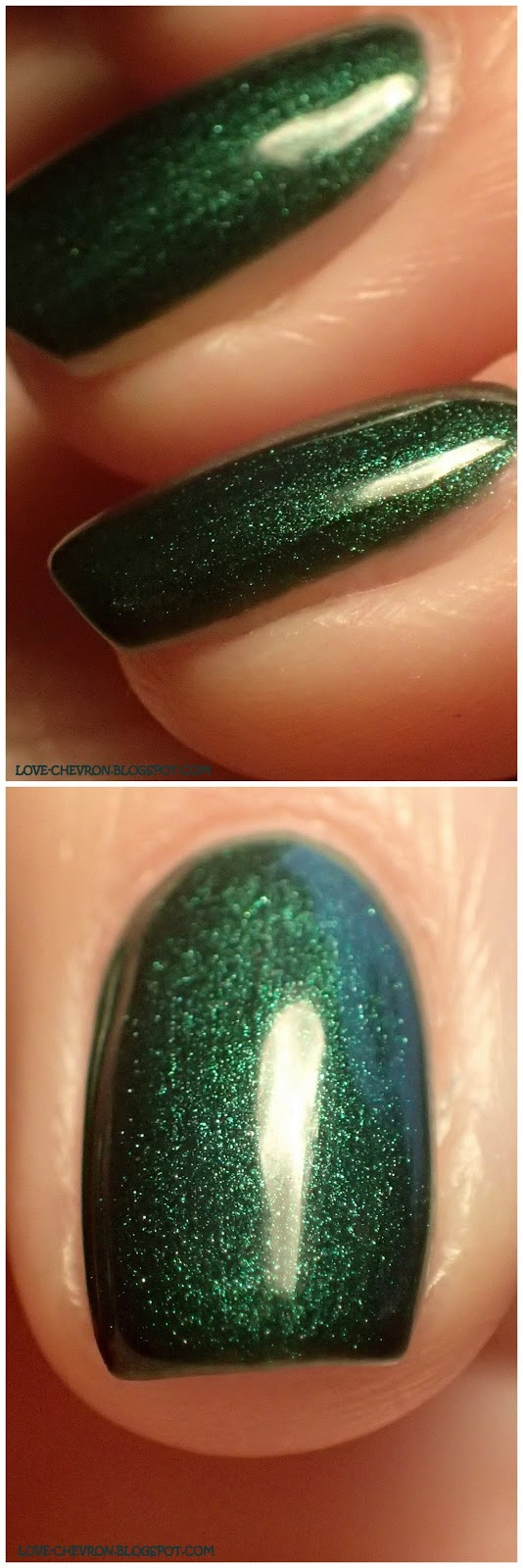 semilac kolor zielony
