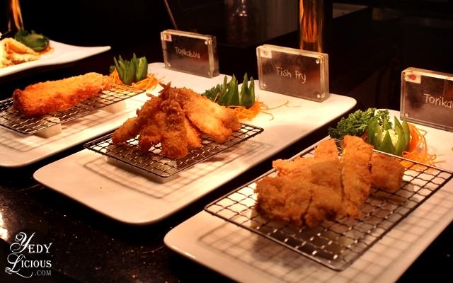 Japanese Food at NIU by Vikings Buffet