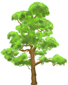 Design Contain Transparent Background No Need For Tedious Procedure Removing Just Save It And Enjoy Tree Long Cartoon