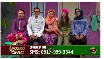 KPI Jatuhkan Sanksi Program Gang Senggol MNC TV