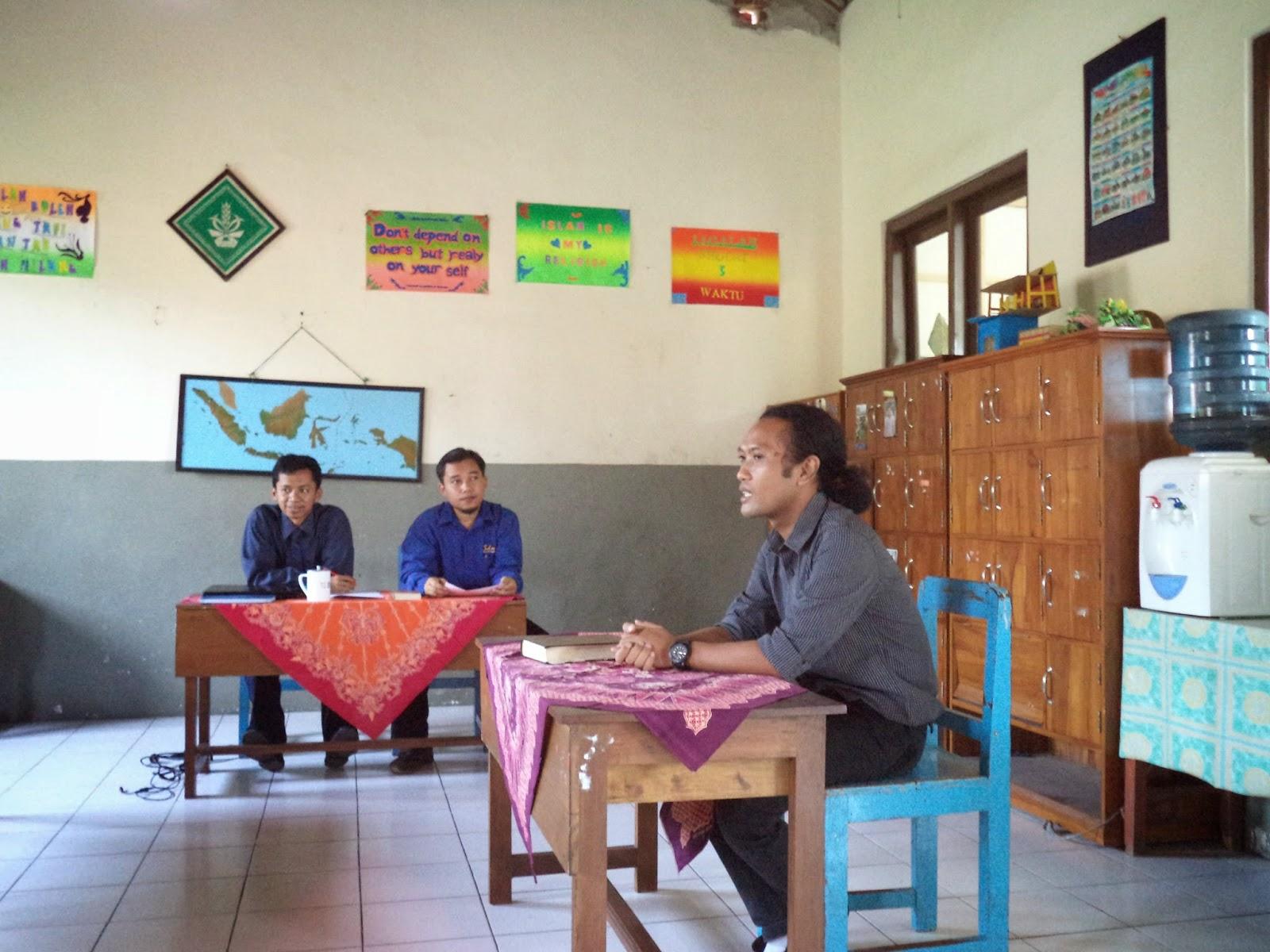 Proses Rekrutmen Calon Guru dan Pegawai SDMT 2014