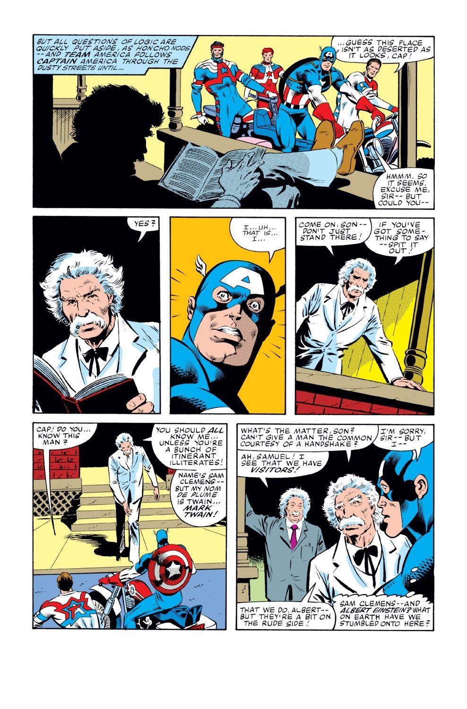 Captain America (1968) Issue #269 #185 - English 13