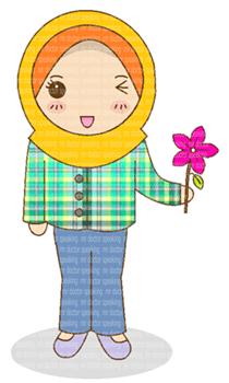 Dosa Seorang Hijabista
