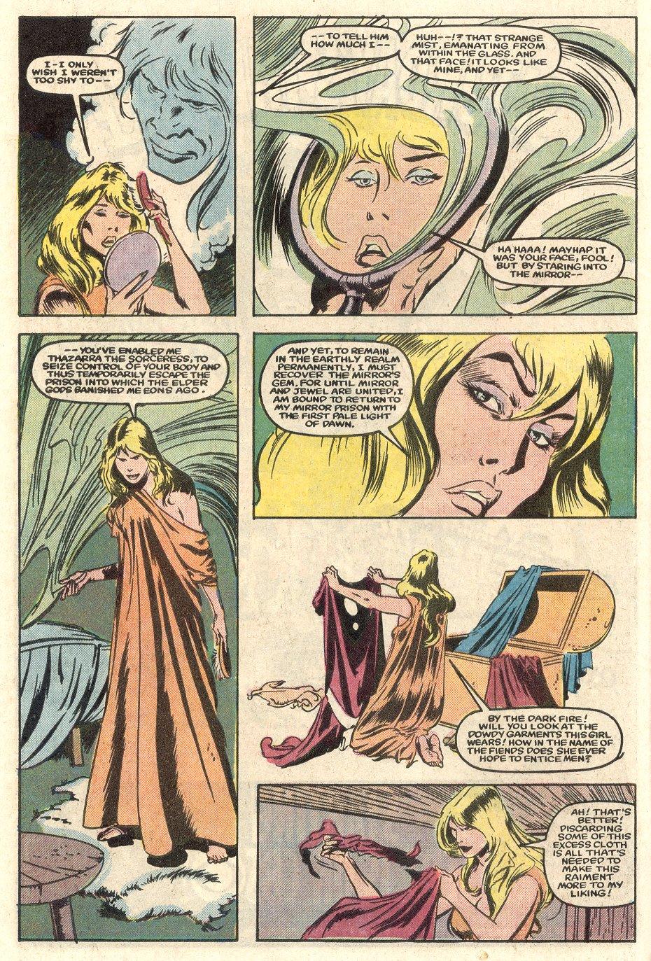 Conan the Barbarian (1970) Issue #165 #177 - English 7