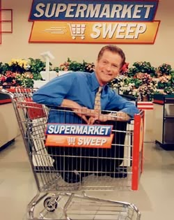 gameshow, game show, Supermarket Sweep Host, Supermarket Sweep tvshow, game show host, grocery store reality show