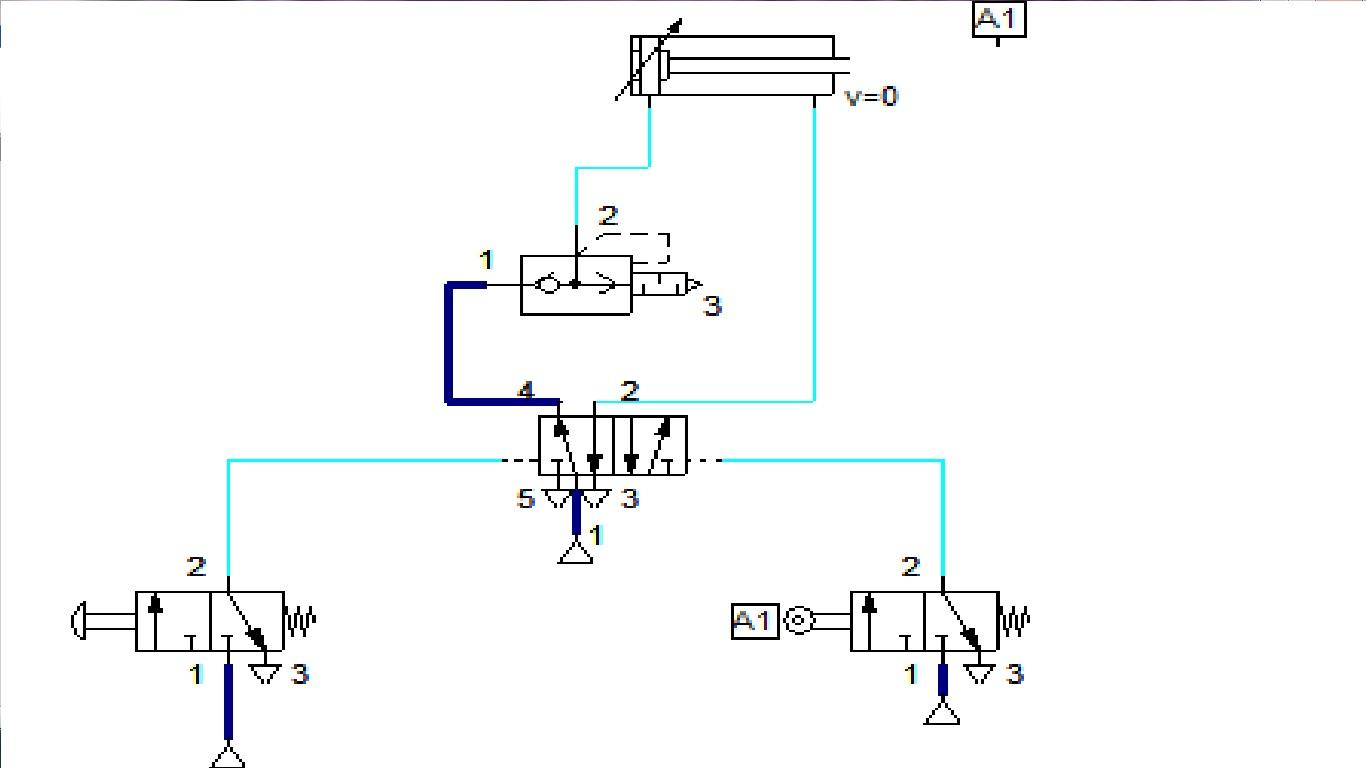 Ejercicios resueltos de circuitos neumaticos