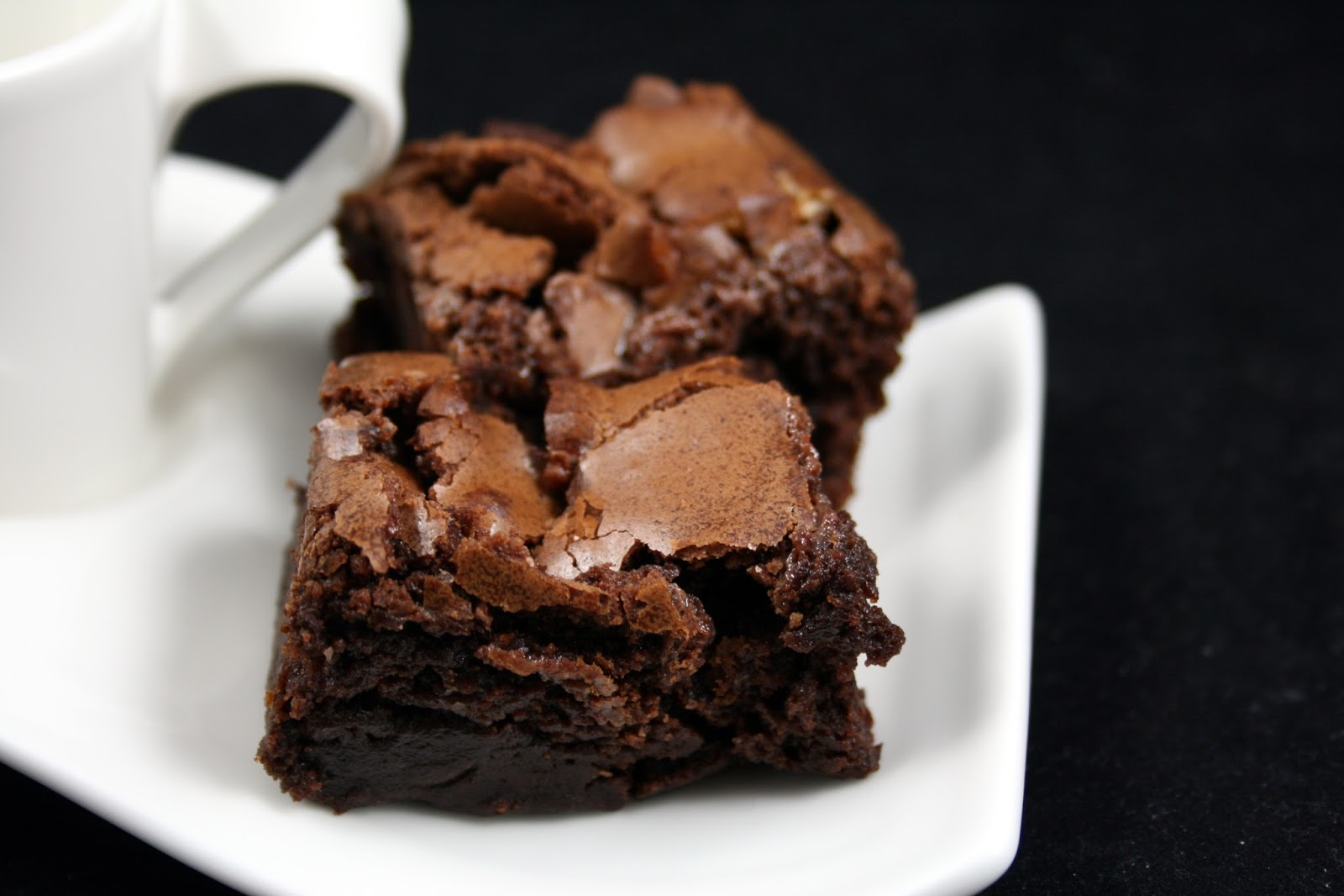 Marshmallow Chocolate Brownie Cake