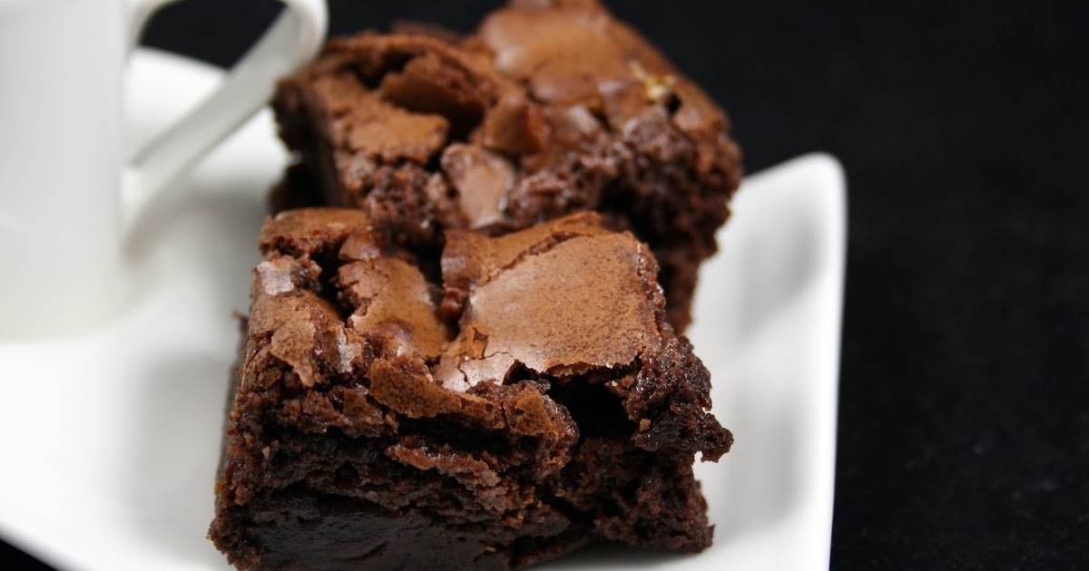 Gooey Brownies From Cake Mix