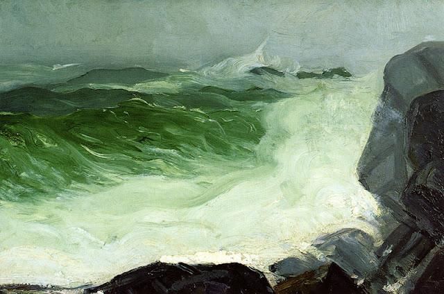1913 The Gray Sea