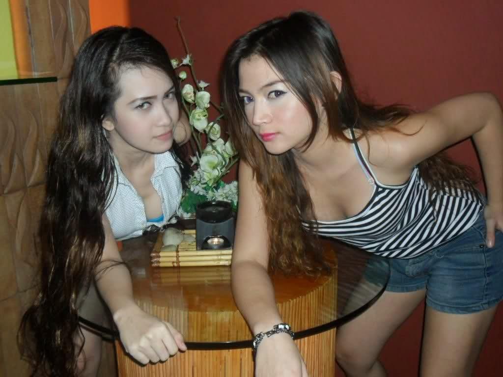 hot japanese and filipina girls in bikini 02