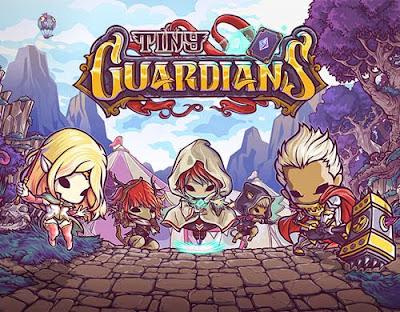 Tiny Guardians by Kurechii