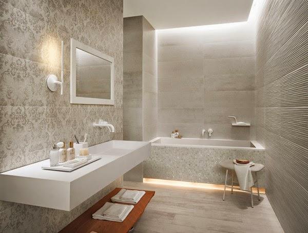 1 صور تصاميم حمامات عصرية   ديكورات حمامات كبيرة و ضيقة   الوان و نقوش حوائط حمامات مودرت