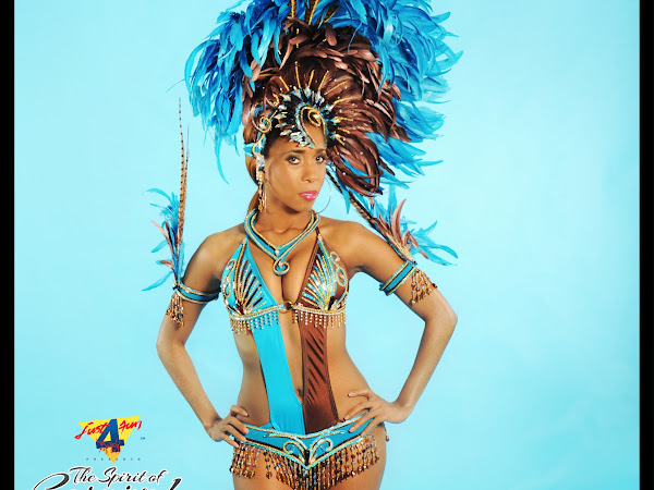 St.Lucia Carnival 2012 - Just 4 Fun's VVIP Section & Pictures