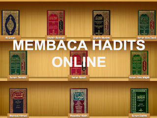 MEMBACA HADITS ONLINE