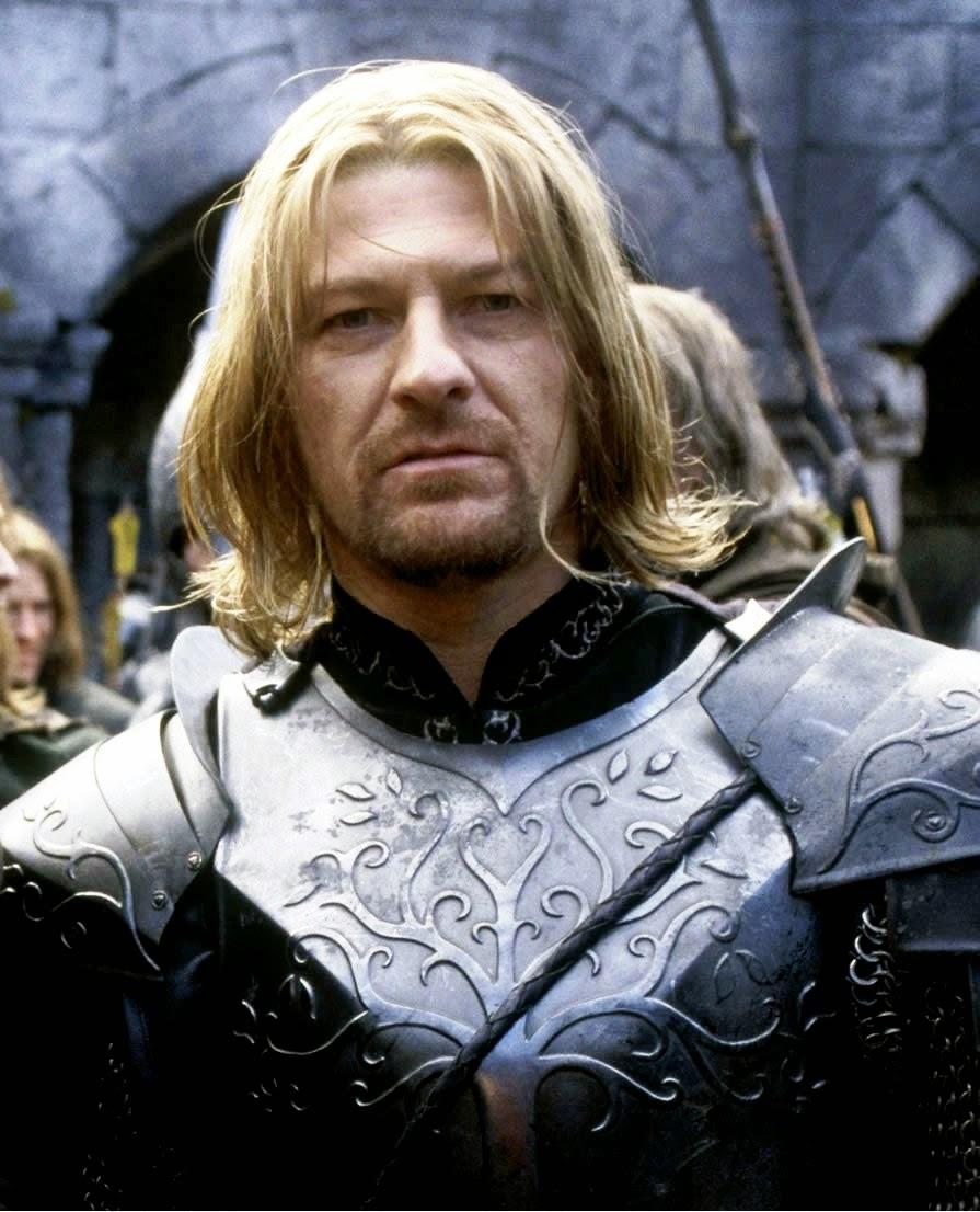 Lord Of The Rings Gif Boromir