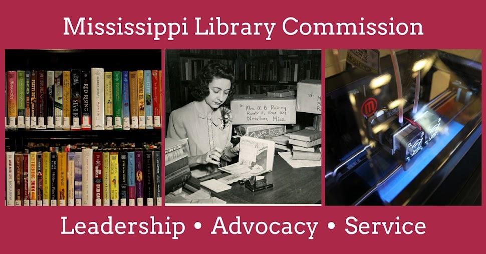 Mississippi Library Commission Blog