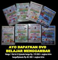 DVD Ayo Menggambar