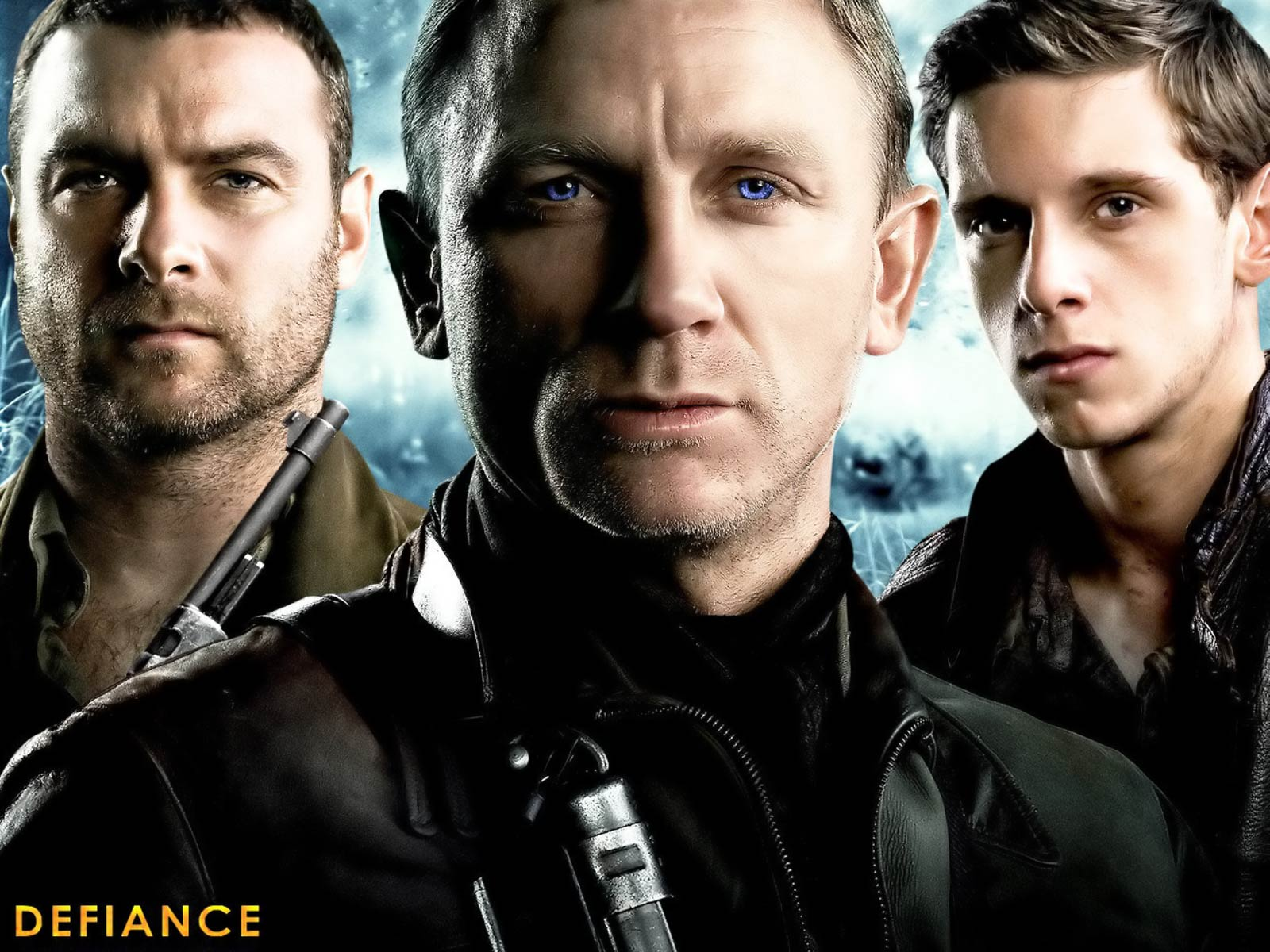 defiance sibling and asael It stars daniel craig as tuvia, the resolute elder brother, liev schreiber as zus, the bull-necked middle sibling, and jamie bell as sensitive little asael, who is destined to either come of age .