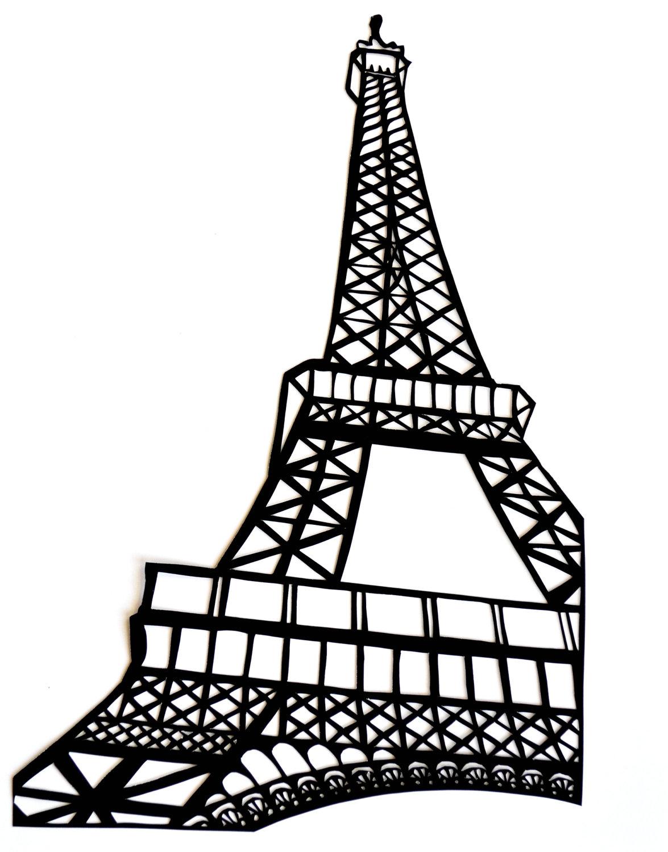 Как сделать эйфелеву башню сделать из зубочисток