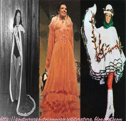 MARIA DOLORES BORDIN PEREZ - MISS PARANÁ 1972