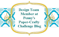 Penny's Paper-Crafty Challenge DT