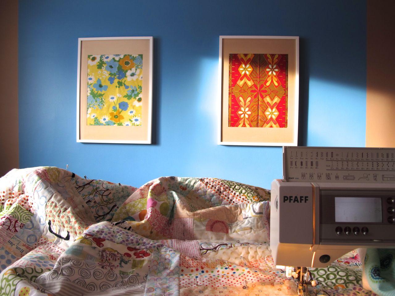 Dining Room Empire: Ten Tips for Machine Quilting Large Quilts : machine quilting a large quilt - Adamdwight.com