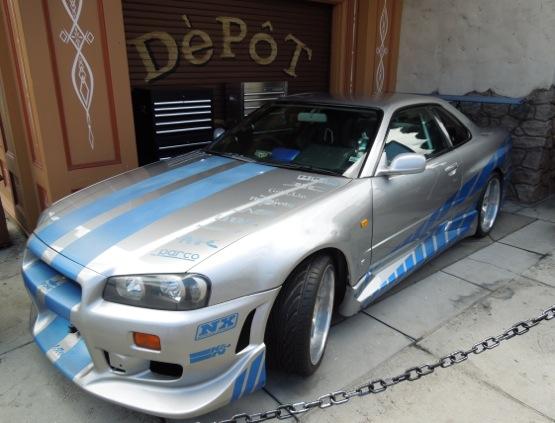 1999 Nissan Skyline GTR 2 Fast 2 Furious