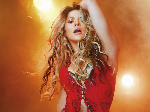 Shakira Hollywood Singer Wallpapers HD 01