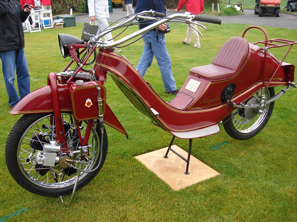 Motorcycle | Vintage