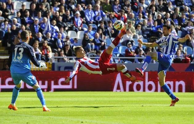 La Liga Soccer Spain 2015