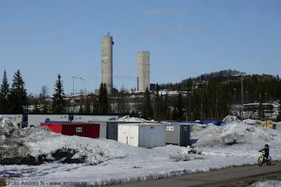 Kiruna nya centrum