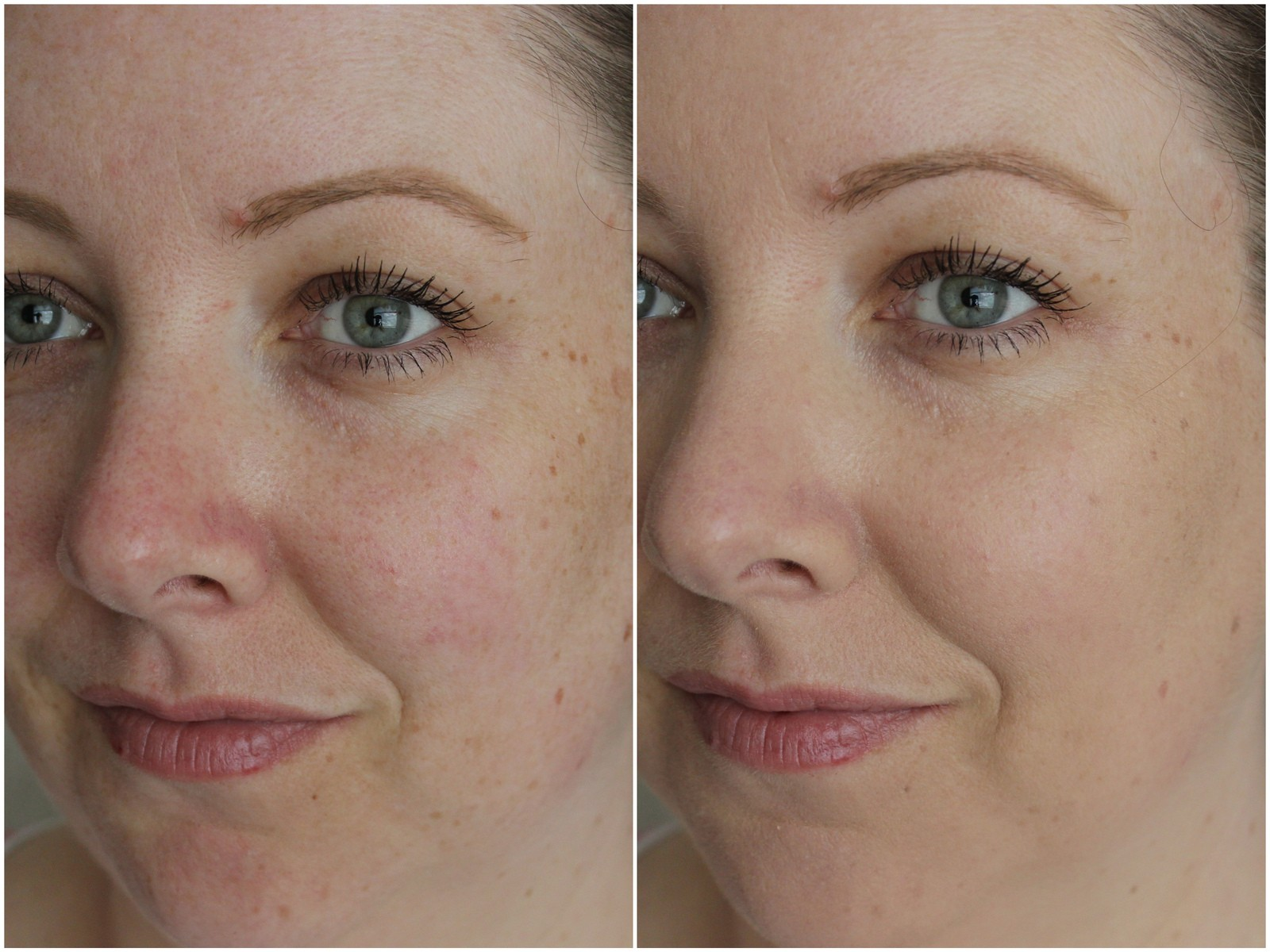 Rimmel Match Perfection foundation review, before & after photos!