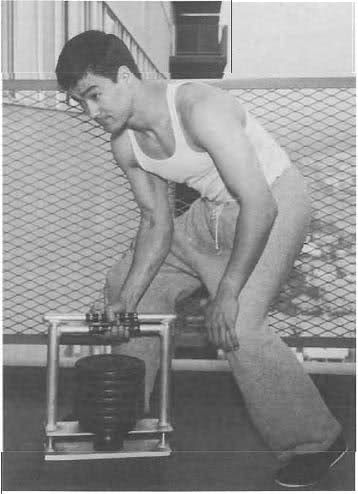 Rock Body Fitness Weight Lifting Exercises Bruce Lee The