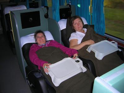 Cama autobús Tigre de Iguazú, Argentina, vuelta al mundo, round the world, La vuelta al mundo de Asun y Ricardo