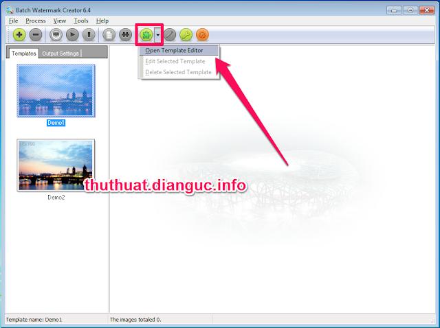 Download Batch Watermark 6.4 full crack – Phần mềm đóng dấu ảnh hàng loạt