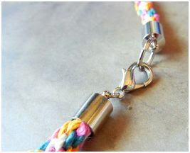 4 Ways to Finish Cord Necklaces Using Different Findings