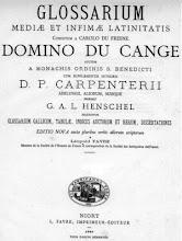 Du Cange on line