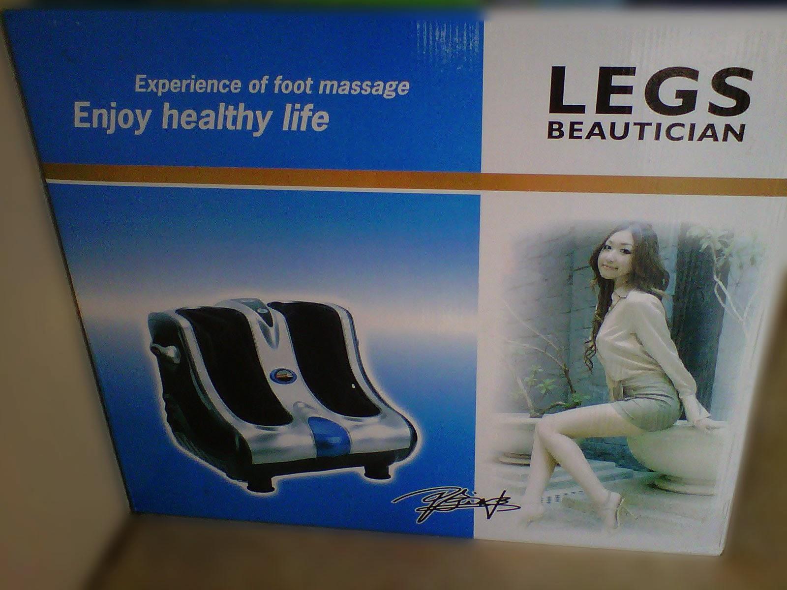 NEWQUALITYGROUP JOGJA Legs Beautician