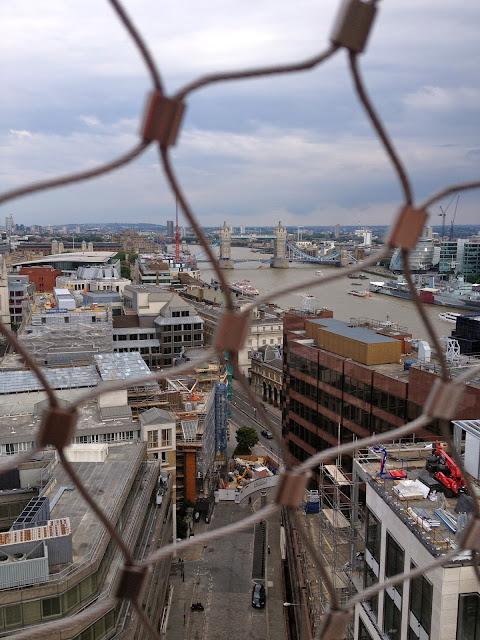 London_monument_fire_history_view_tower_bridge_thames