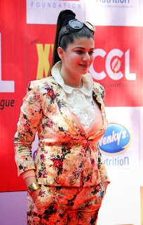 Celebrities Pictures at CCL Season 5 Mumbai Heroes Vs Veer Marathi Match CCL5  5