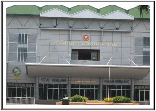 Penyokong setia hijau kuning info stadium darul aman kedah for Home wallpaper kedah