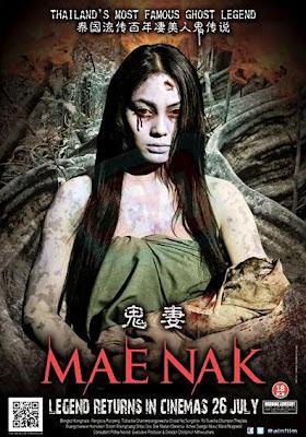 Mae Nak 2012 film movie poster