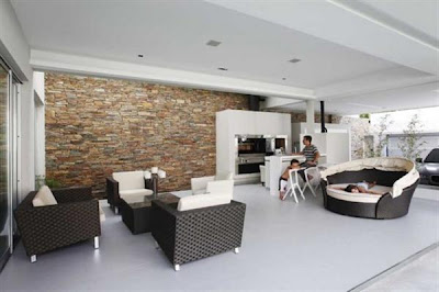 Modern TV Lounge Home Ideas